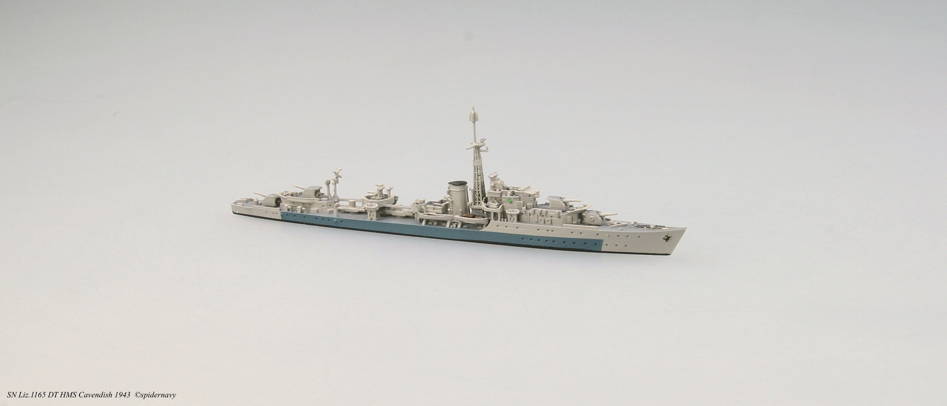 HMS Cavendish 1943
